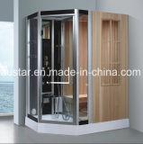 샤워 (AT-8864A)를 가진 1900mm 분야 증기에 의하여 결합되는 Sauna