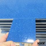 Kingkonree 12mm Pierre artificielle acrylique pur à surface solide