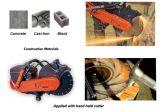 Electrochapada de hierro dúctil de diamante Hoja de sierra / sierra de disco
