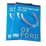 Impressão do caderno do papel do caderno dos artigos de papelaria da escola das cores cheias