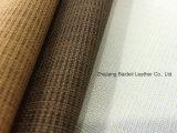 소파 가구를 위한 형식 디자인 PVC 합성 가죽 내화성을%s 가진 부대