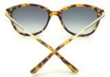 Insignia del cliente de las gafas de sol de Sunglass Elegent de las mujeres de la calidad de la manera de Fqam161343 Hotsale