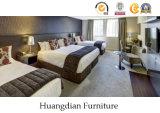 صنع وفقا لطلب الزّبون جوزة قشدة فندق غرفة نوم أثاث لازم ([هد852])