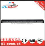 Il doppio parteggia mini indicatore luminoso d'avvertimento istantaneo chiaro di traffico LED della barra