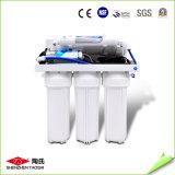 Портативный очиститель воды с большим противопыльным кожухом в системе RO