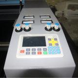 衣服材料(JM-1610-4T)のためのバッチプロセシングの二酸化炭素レーザーのカッター