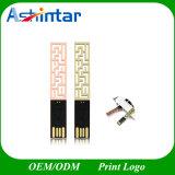Movimentação chinesa impermeável do flash do USB da memória Flash do metal mini
