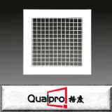 Difusor quadrado de alumínio AR6120 do ar da fonte