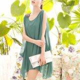 Form-Frauenelegantes Chiffon- Sequin-Partei-Strand-Kleid