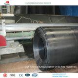 precio 2m m liso de Geomembrane del HDPE del trazador de líneas de la charca de la granja de pescados de 1.5m m