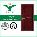 Yongkang Zhejiang 2017 Novo Design de PVC de baixo preço porta do banheiro
