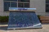 ステンレス鋼の高性能のセリウムの承認の太陽給湯装置
