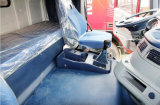 Tête d'entraîneur du l'Élevé-Toit 380HP de Genlyon M100 (4X2)