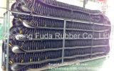 Transportband van uitstekende kwaliteit van de Zijwand van de Fabriek de Prijs Golf Overhellende RubberEn Transportband van EP van de Economie de Rubber