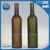 750ml無鉛高級な赤ワインの白ワインのガラスビン