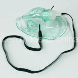 Máscara de Oxigênio Descartável / Mascarilla Oxigeno Desechable