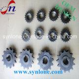 鍛造材のプロセス鋼鉄チェーン車輪