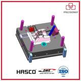 機械および電気部品のための注入型