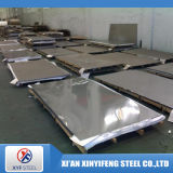Finition miroir 304 Plaque en acier inoxydable