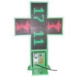 높게 방수 P10 옥외 LED 약학 십자가