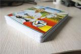 Notebook escuela papelería duro de la cubierta Cuaderno de ejercicios personalizada