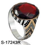 최신 디자인 925 은 반지 형식 보석