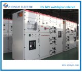 12kv gabinete folheado isolado ar do Switchgear do metal da C.A. Sf6
