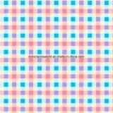 100%Polyester de mooie Afgedrukte Stof van het Kant Pigment&Disperse voor de Reeks van het Beddegoed