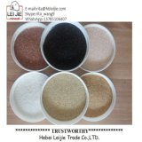 自然な、人工的な砂カラー砂の小石の装飾の砂
