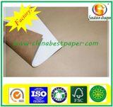 Interpolación entera de la venta que separa el papel