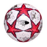 本革の屋内サイズ4のFutsalのサッカーボール