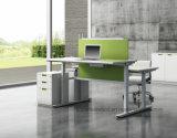 Forme de l'Office moderne Tableau électrique Bureau réglable en hauteur (YZT HF023)