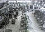 Terminar a mini planta do leite para a venda
