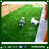 25mmの高さの良質ペットマットの草