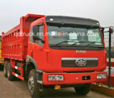 中国FAW 6X4のダンプトラックおよびダンプカートラック15-20 M3