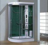 1200mm Corner sauna de vapor con ducha (AT-D8813F)