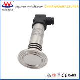 Transmissor de pressão chinês da planta de alimento de Wp435D