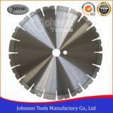 Discos de diamante: 350mm Diamond láser Hoja de sierra para uso general