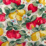 Blumenmuster-Drucken wasserdichte Belüftung-Segeltuch-Einkaufstasche (2293)