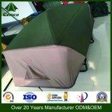 Lit de camp de tente campante, tente extérieure, bâti pliable de tente