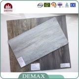 Plancher résistant intense superbe de vinyle de PVC de l'eau