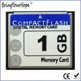 Vitesse de 133X 1 Go de carte mémoire numérique Compact Flash (1 Go FC)