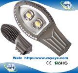 Yaye 18 mazorcas de diseño más reciente de Calle luz LED 100W / COB 120W LED Lámpara de Calle / 120W LED de mazorca de la luz de carretera