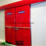 Puerta del refrigerador para el sitio de conservación en cámara frigorífica