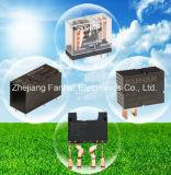Matériau miniature de contact du relais Agsno2 de taille pour industriel solaire