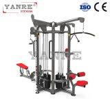 体操の適性装置の強さ機械コマーシャル14端末の三ポッド