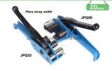 Tensor manual del embalaje de la cinta de la fibra de poliester (JPQ50)