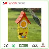 Handmade Birdhouse Polyresin для украшения патио и сада