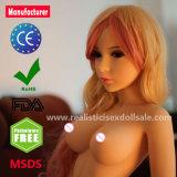 Doll van het Geslacht van de Vrouwen van het Silicone van de Stijl van 100cm China Volledig Koket voor de Masturbatie van Mannen