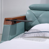 침실 사용 (FB8151)를 위한 Tatami 신식 현대 가죽 침대